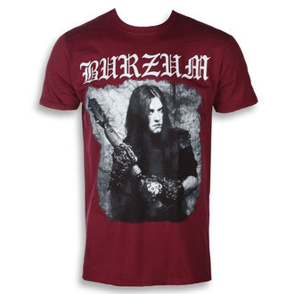 Muška metal majica Burzum - ANTHOLOGY 2018 (MAROON) - PLASTIC HEAD, PLASTIC HEAD, Burzum