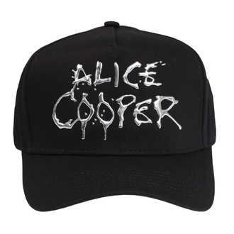 Kapa Alice Cooper - Sonic Sliver Dripping Logo - ROCK OFF, ROCK OFF, Alice Cooper