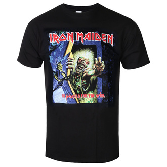 Muška metal majica Iron Maiden - No Prayer For The Dying - ROCK OFF, ROCK OFF, Iron Maiden