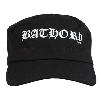 Kapa BATHORY - LOGO - PLASTIC HEAD, PLASTIC HEAD, Bathory