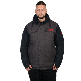Muška jakna Slayer - Insulated - Black Traper - 686, 686, Slayer