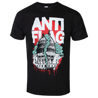 Muška metal majica Anti-Flag - Washington DC Black - KINGS ROAD, KINGS ROAD, Anti-Flag