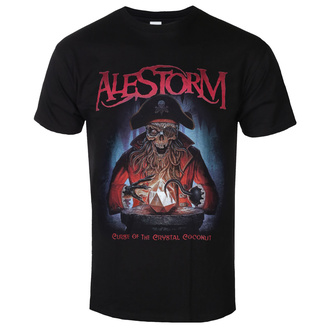 Metal muška majica Alestorm - Curse of the Crystal Coconut - NAPALM RECORDS, NAPALM RECORDS, Alestorm
