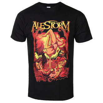 Muška majica ALESTORM - SURRENDER THE BOOTY - PLASTIC HEAD, PLASTIC HEAD, Alestorm