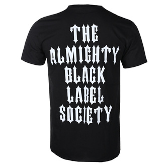 Muška majica BLACK LABEL SOCIETY - THE ALMIGHTY (BLACK) - PLASTIC HEAD, PLASTIC HEAD, Black Label Society