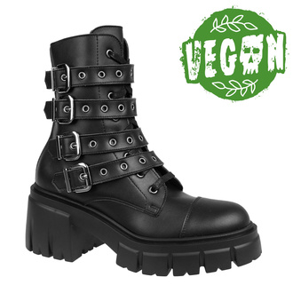 Ženske čizme ALTERCORE - Murani - Vegan Black, ALTERCORE