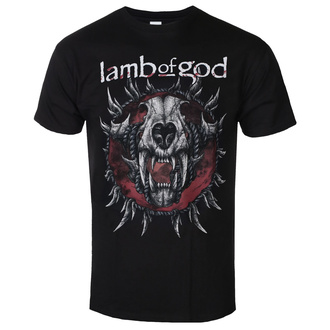 Muška majica Lamb Of God - Radial - ROCK OFF, ROCK OFF, Lamb of God