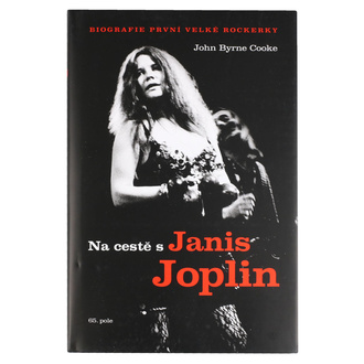 Knjiga On the road with Janis Joplin, NNM, Janis Joplin