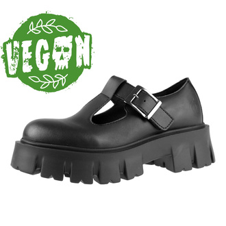 Ženske cipele ALTERCORE - Jane Vegan - Black, ALTERCORE