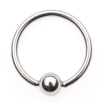 Piercing nakit - Ring / Ball - IV160