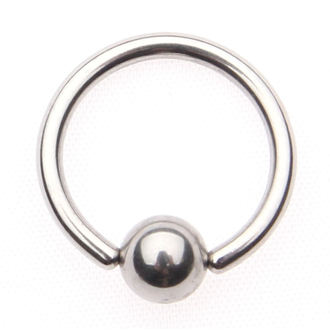 Piercing nakit - Ring / Ball - IV162