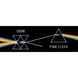 plakat Pink Floyd - Dark Side Od The Moon - GB posters - DP0415, GB posters