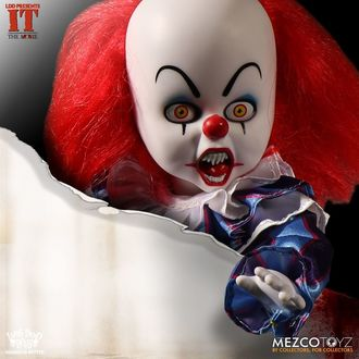 Lutka Living Dead Dolls - Pennywise, LIVING DEAD DOLLS