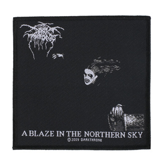 Zakrpa Darkthrone - A Blaze in the Northern Sky - RAZAMATAZ, RAZAMATAZ, Darkthrone
