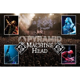plakat Machine Head (Live) - PYRAMID POSTERS, PYRAMID POSTERS, Machine Head