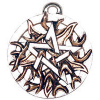 Privjesak Fire Pentagram - Eastgate RESURSIMA - PR9, EASTGATE RESOURCE