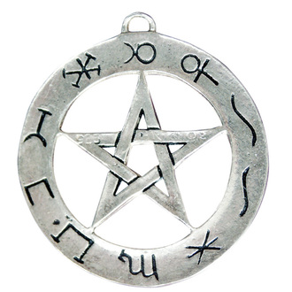 Privjesak Planetary Pentagram - Eastgate RESURSIMA - SC13, EASTGATE RESOURCE