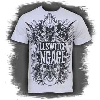 Majica muška Killswitch Engage - Medieval Grb, BRAVADO, Killswitch Engage