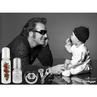 Dječja bočica (250ml) ROCK STAR BABY - Mir, ROCK STAR BABY