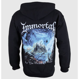 hoodie muški Immortal - Na The Heart Od Zima - RAZAMATAZ, RAZAMATAZ, Immortal