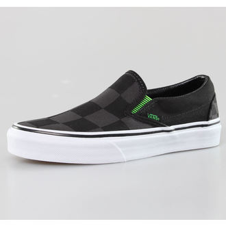 tenisice VANS - Classic Slip-On (Captain Fin) - Check/Crno - VUC4CP0, VANS