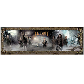 plakat The Hobbit - Desolation od Smaug Izmaglica - DP0458, GB posters