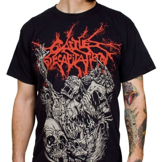 Muška metal majica Cattle Decapitation - Alone At The Landfill - INDIEMERCH, INDIEMERCH, Cattle Decapitation