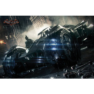 plakat Batman - Arkham Knight Batmobile - GB posters - FP3518, GB posters