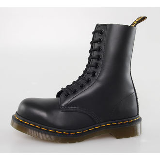 cipele DR. MARTENS - 10 pinhole - 1919 - Crno FINE HAIRCELL, Dr. Martens