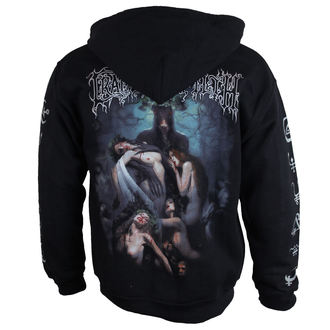 hoodie muški Cradle of Filth - Hammer Of The Witches - RAZAMATAZ - ZH209, RAZAMATAZ
