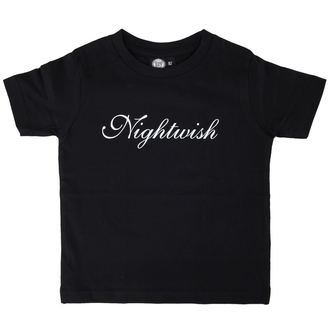 Majica dječja Nightwish - Logo - Crno - Metal-Kids, Metal-Kids, Nightwish