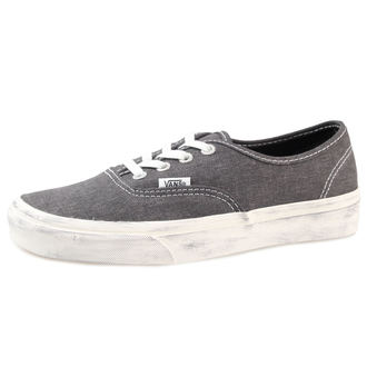 tenisice VANS - Authentic (Overwashed) - Crno - V18BH1V, VANS