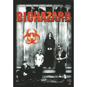 zastava Biohazard - Band, HEART ROCK, Biohazard