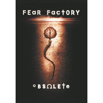 zastava Fear Factory - Obsolete, HEART ROCK, Fear Factory