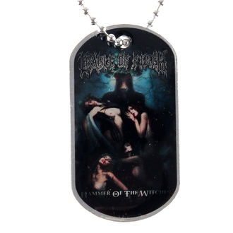 Identifikacijska pločica (dog tag) Cradle of Filth - Hammer Of The Witches - RAZAMATAZ - D, RAZAMATAZ