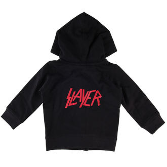 hoodie dječji Slayer - Logo - Metal-Kids, Metal-Kids, Slayer