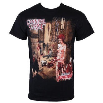 Majica muška Cannibal Corpse - Gallery  Of Sucide - JSR, Just Say Rock, Cannibal Corpse