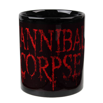 Šalica Cannibal Corpse - Dripping Logo - PLASTIC HEAD, PLASTIC HEAD, Cannibal Corpse