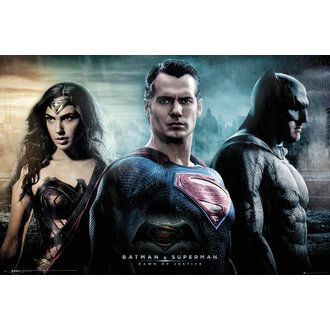 plakat Batman Vs Superman - City - GB posters - FP3980, GB posters
