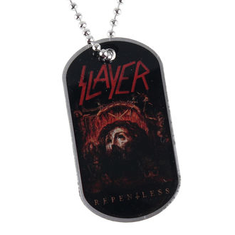 Dog tag SLAYER - REPENTLESS - RAZAMATAZ - DT074, RAZAMATAZ