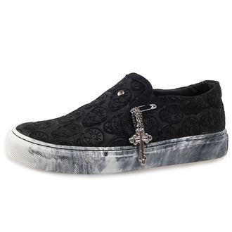 Cipele STEELGROUND - GOTH - SLIP-ON, STEELGROUND