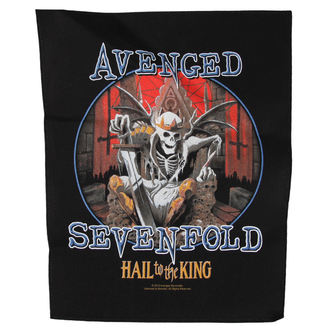 Zakrpa Avenged Sevenfold - HAIL TO THE KING - RAZAMATAZ, RAZAMATAZ, Avenged Sevenfold