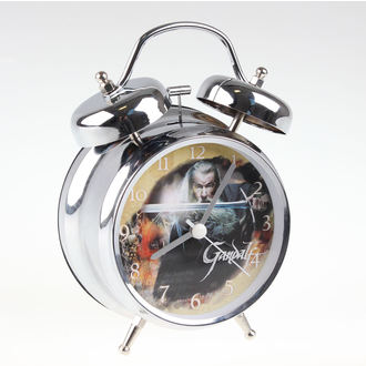 Budilica Hobit - Alarm Clock With Sound Gandalf - OŠTEĆENO