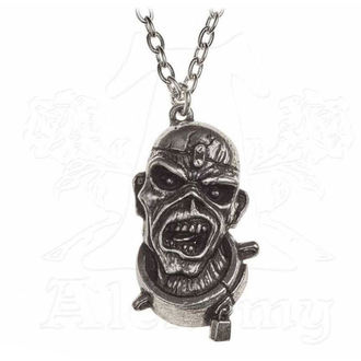 Ogrlica Iron Maiden - ALCHEMY GOTHIC - Piece of Mind - PP504, ALCHEMY GOTHIC