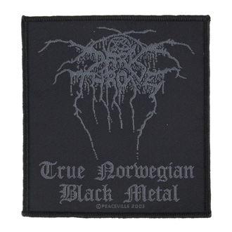 Zakrpa DARKTHRONE - TRUE NORWEGIAN BLACK METAL - RAZAMATAZ, RAZAMATAZ, Darkthrone