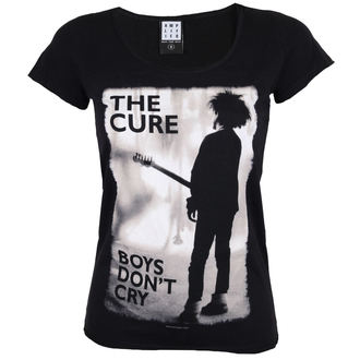 Majica ženska THE  CURE - BOYS DON'T CRY, AMPLIFIED, Cure