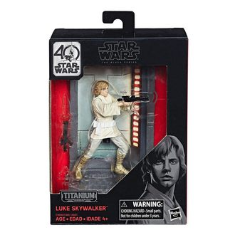 Akcijska figura Star Wars - Luke Skywalker, NNM, Star Wars
