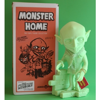 Figurica Monster Home - Uncle Nosferatu All-Green, NNM
