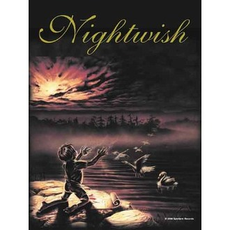 zastava NIGHTWISH HFL 327, HEART ROCK, Nightwish
