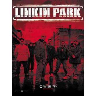 zastava Linkin Park - Band, HEART ROCK, Linkin Park